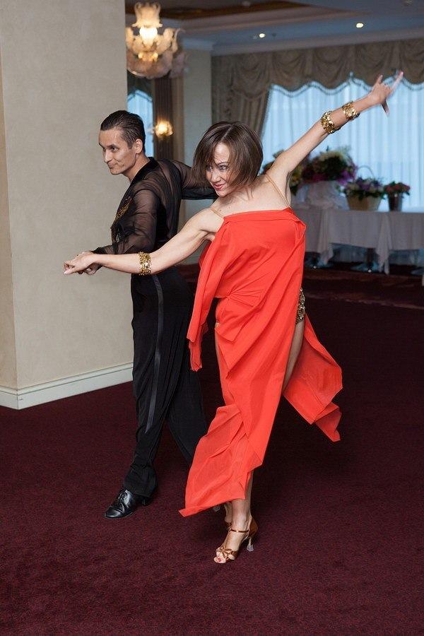 Бальные танцы на вашем