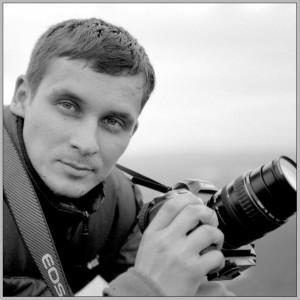 Профессиональный фотограф Антон Романов