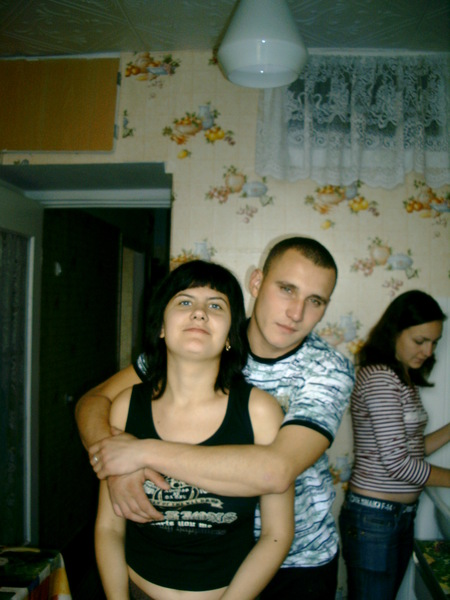 Я со своей девушкой