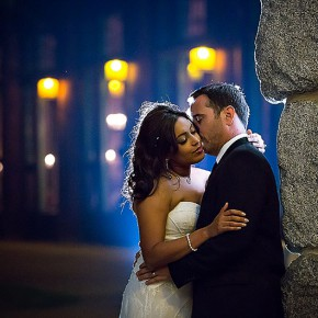 Chicago-Destination-Wedding-Photography_218-Modern-Romantic-Artistic-Night-Portrait