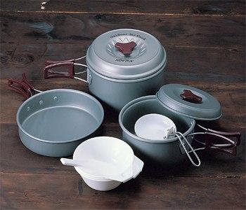 Посуда для горелки