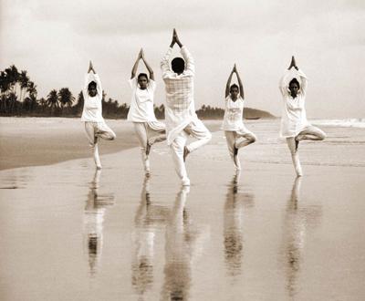 Зачем нужна йога