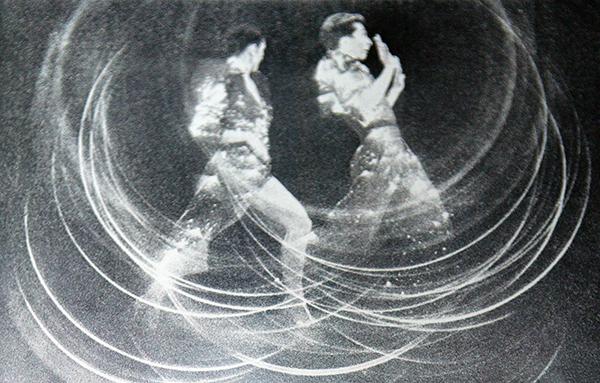 Бальные танцы, конкурс