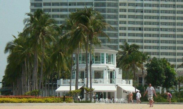 Отель AMBASADOR BEACH. Тайланд. Паттайя