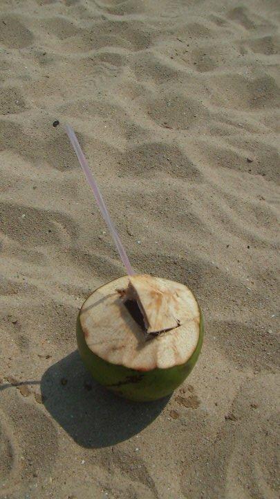 Еда в Тайланде. Кокосовое молоко