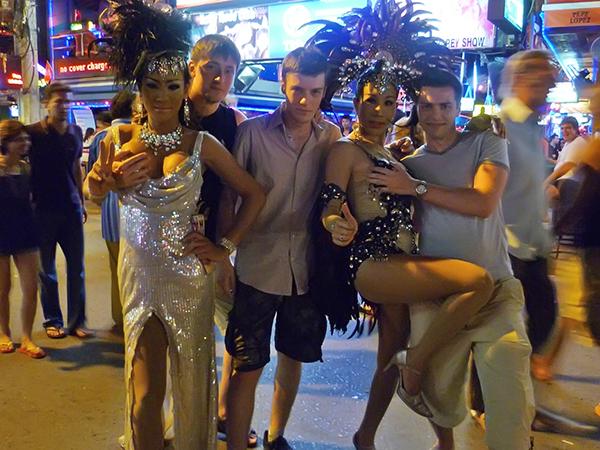 Проститутки в Тайланде. Секс-туризм.