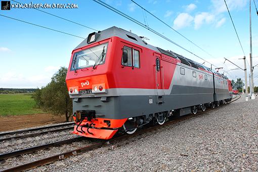 Тепловоз 2ЭС6, новый локомотив, электровозы видео, тепловозы фото, электровозы фото