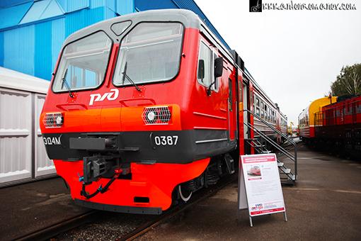 Новая электричка ЭД4М, новый локомотив, электровозы видео, тепловозы фото, электровозы фото
