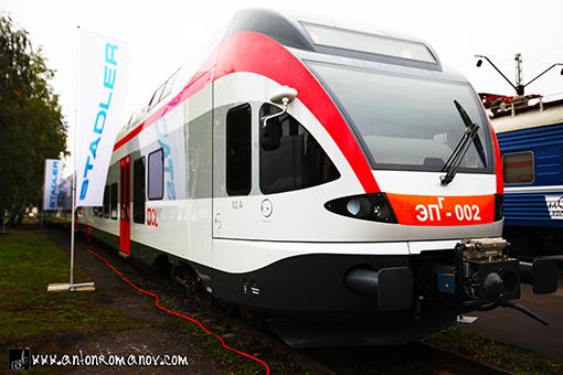 Stadler FLIRT ЭПГ-002,  новый локомотив, электровозы видео, тепловозы фото, электровозы фото