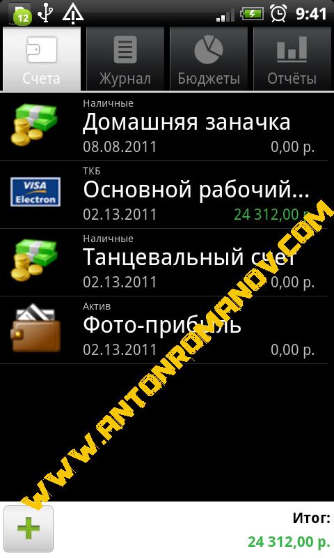 обзор программ для android