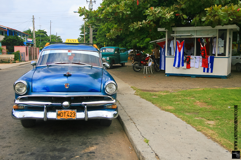 Отчет об отдыхе на Кубе