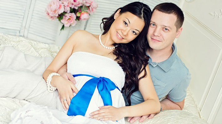 Фотосессия беременной заказать