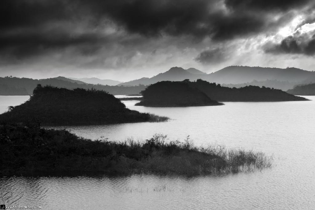 Hanabanilla lago