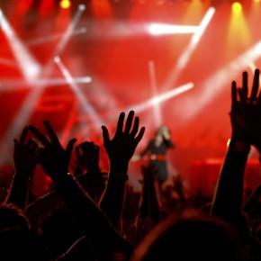 Съемка концертов и выступлений