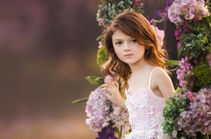 Профессиональная фотосъемка детей