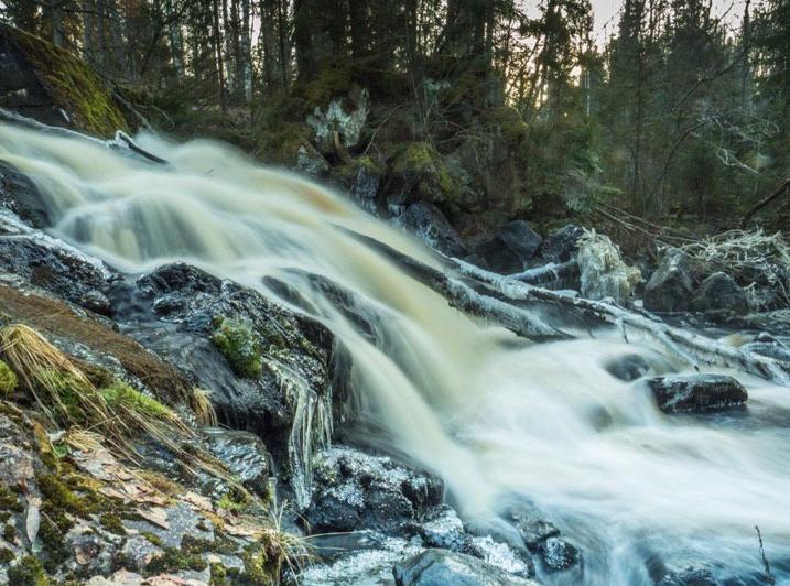 водопад Прокинкоски